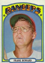 1972 Topps Baseball Cards      350     Frank Howard